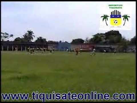Tiquisate Deportivo Tiquisate Lider del Grupo D