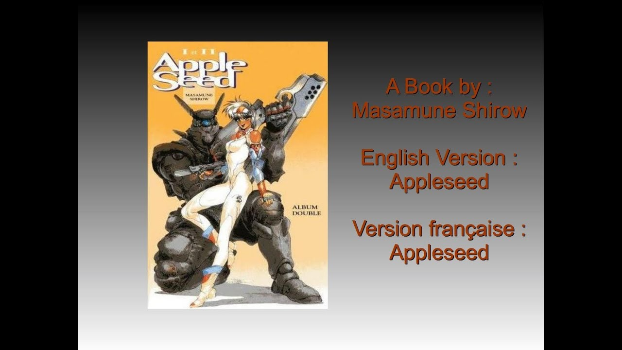 Appleseed 2004 English Dub
