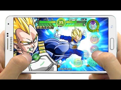 Dragon Ball Z Mejores Juegos para Celulares Android que Debes Descargar