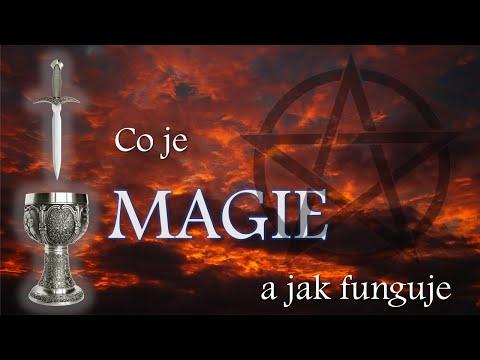 Magie, a jak funguje