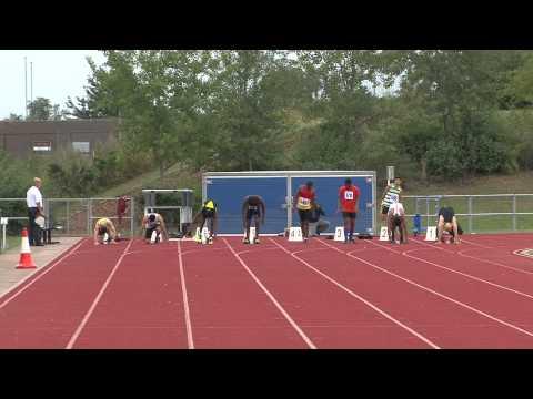 Lee Valley Athletics Club Sprint Evening 2013 - 100m Sprint
