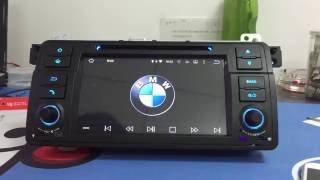 ZK-7762B BMW 3 Series E46 Android 5.1 Autoradio DAB