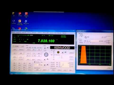 kenwood TS 480HX and software ARCP 480