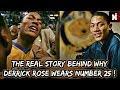 Lagu The Real Story Behind Why Derrick Rose Wears Number 25!