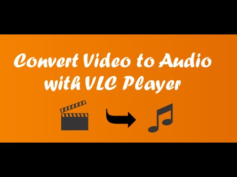 how to convert video to mp3 with vlc bangla tutorial