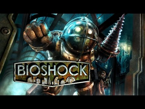 Bioshock Game Movie (All Cutscenes) PC Ultra 1080p HD