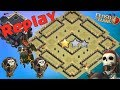 Th9 War Base 2017 Anti 2 Star With Replay Anti Lavaloon Anti Everything-Anti Valkyrie Anti 3 Star