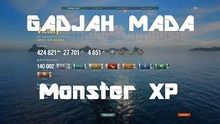 Gadjah Mada - 27.7k XP!?