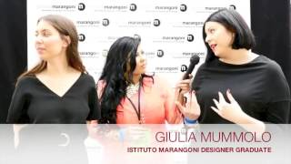 ART IN FUSION TV - Interviews Istituto Marangoni - @LGW25 London (2)