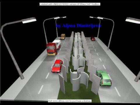 Highway wind energy - YouTube