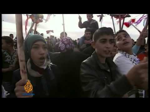 Arrests at protest over Israel's Bedouin plan