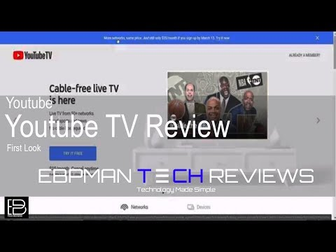 Youtube TV Streaming TV    Should you switch from Comcast cable?  I did!