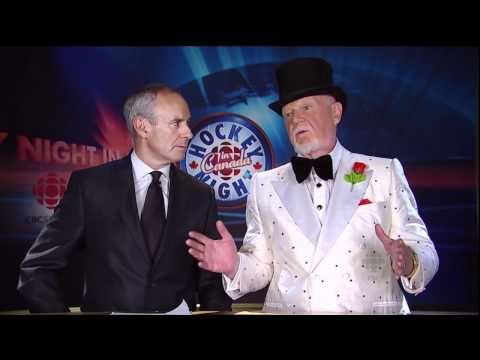HNIC - Coach's Corner - Dec 31st 2011 (HD) (video)