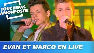 Evan et Marco - La tribu de Dana (Live @ TPMP)
