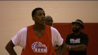 Shadel Bell Class of 2015 Highlights from the 2012 Super Soph Camp - Atlanta, Georgia