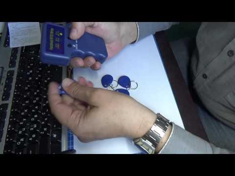 Клонирование ключей домофона своими руками 39