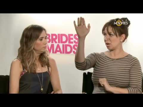 STAR Movies VIP Access: Bridesmaids - Kristen Wiig & Maya Rudolph