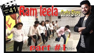 download lagu Learn Ram Leela Garba Dance Steps  Part - gratis