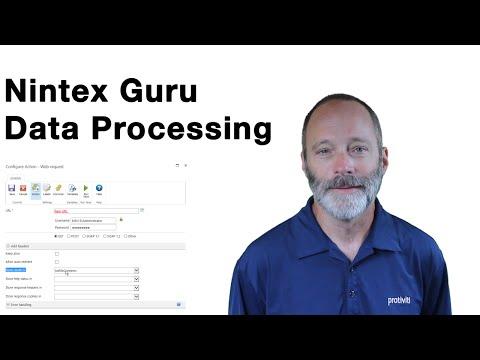 Nintex Workflow 2013 Tutorial: Import/Process CSV Data