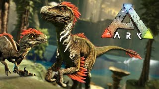ARK: Survival Evolved - TAMING DINOSAURS!! (ARK Aberration, Episode 4)