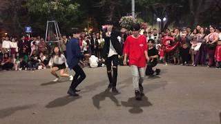[STREET PERFOMANCE][J4F] Fiancé - Mino Dance Cover