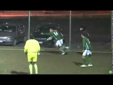 Lega Calcio a 8 - Ottavi Coppa Italia A2 - Alitalia Calcio VS Quattrochiacchiere 2-3