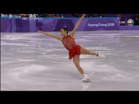 Cover Lagu US figure skater makes history, landing triple axel at Olympics