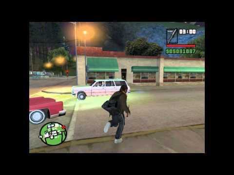 Gta San Mod IV+Zombie