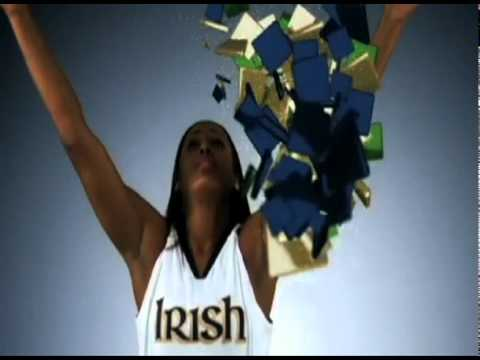 Notre Dame Women's Basketball - 2010-11 Intro Video video