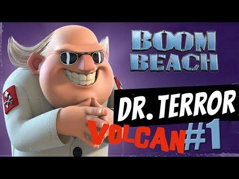 Matones y Zucas | Volcán del Doctor Terror #1 | Boom Beach [Español]