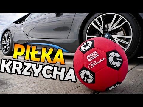 PIŁKA KRZYCHA - BallON TURBOFREESTYLER!