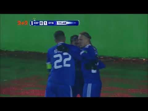 Карпаты - Динамо - 0:1. Гол: Вида (12')