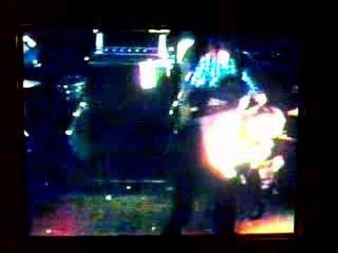 The germs caught in my eye live @ the whiskey december 79