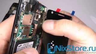 Разбор телефона SAMSUNG i9100 Galaxy S 2