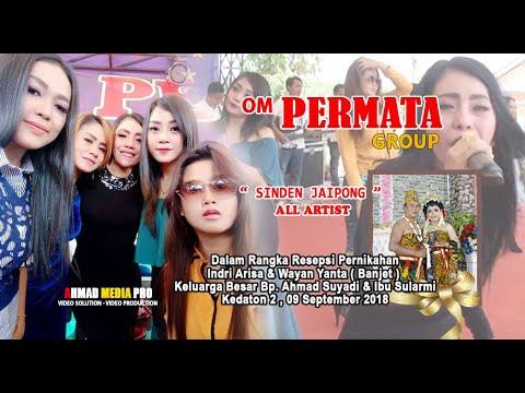 All Artist - Om Permata || Official LIVE IN KEDATON II BATANG HARI NUBAN