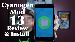 CyanogenMod 13 CM13 Android 6.0 Full Review and How To Install Any Android