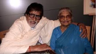 Amitabh Bachchan meets his 103-yr-old fan