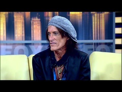 Aerosmith's Joe Perry puts 64 years into one book