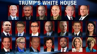 NFL legend on Trump Cabinet: It