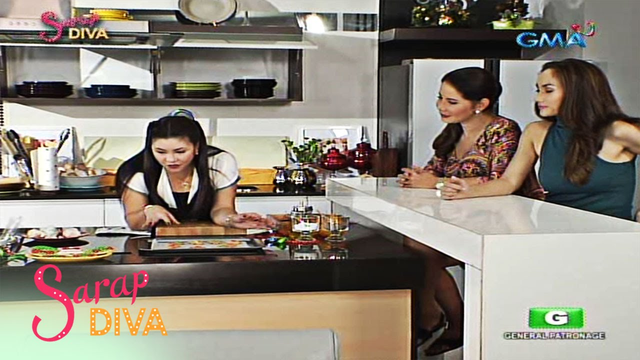 Sarap Diva: Ornament cookies