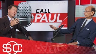Paul Finebaum on Week 4 NCAA football: Texas, Virginia Tech, Tennessee | SportsCenter | ESPN