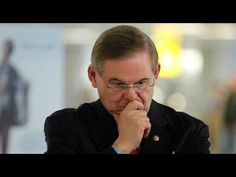 Senator Bob Menendez Uses 'Citizen's United' Defense...