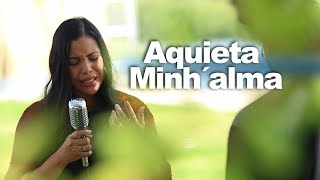 AMANDA WANESSA - Aquieta Minh'alma ( Voz e Piano )