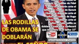 ¿Barack Obama honrara al Dios de Jacob? (HD) - Apologeticience(HD)