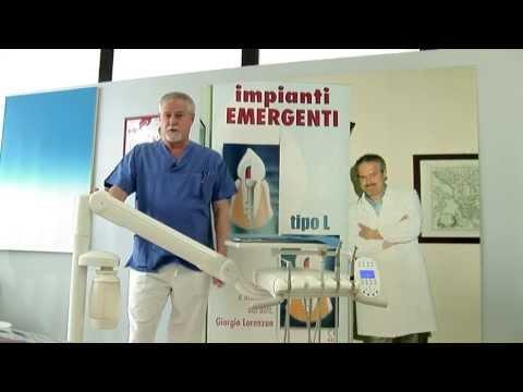 Saverio Ferrari Parabita – Visita allo studio odontoiatrico di Brescia