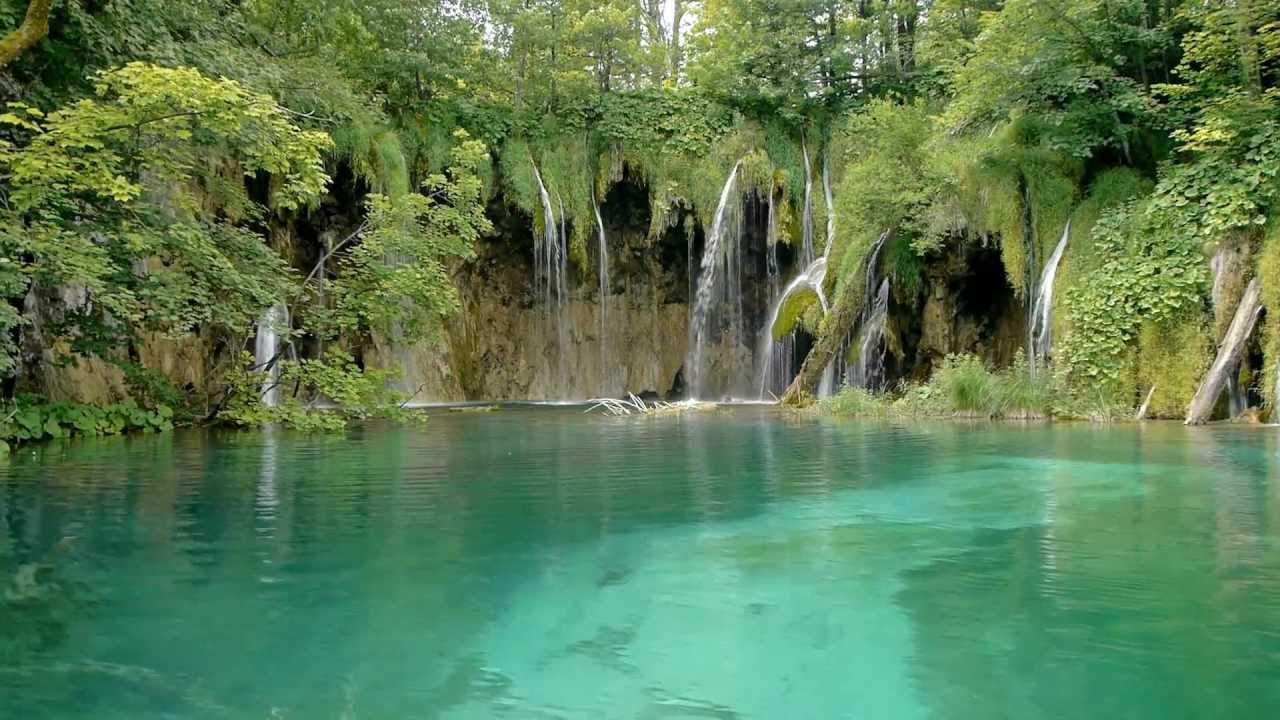 European waterfalls plitvice lakes theti full hd 1080p youtube - Plitvice lakes hd ...