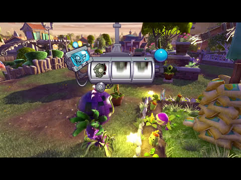 Plants vs. Zombies Garden Warfare Walkthrough - CHOMPY RETURNS!! Part 13 (Xbox One 1080p HD)