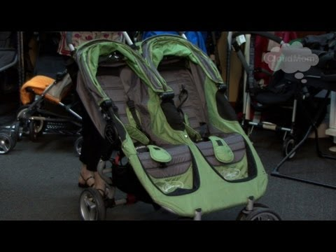 0 Baby Jogger City Mini Double Stroller Review