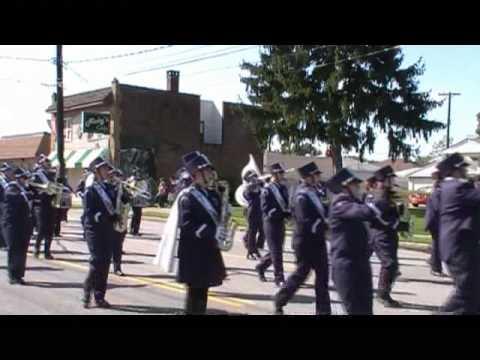 Valley Forge High School Band at Ukrainian Village Parade