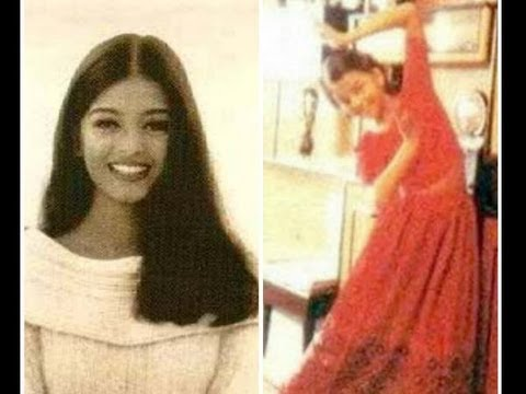 Aishwarya Rai Childhood Photos video
